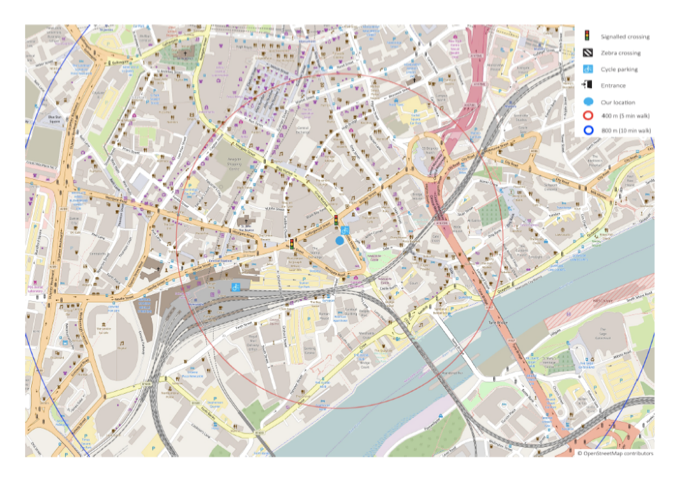 Sustainable Travel Mapping Portal - Image 2