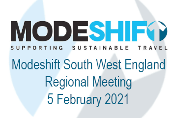 Modeshift South West Regional Meeting