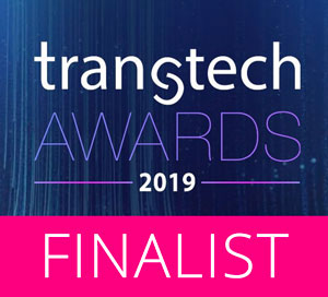 Pindar Creative shortlisted for TransTech Award