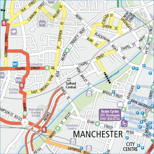 Site Map Example: Pindar Creative Cartographic Services And Solutions